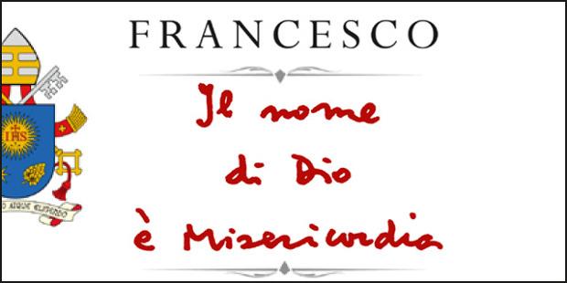 Il nome di Dio è Misericordia, il libro intervista di Papa Francesco