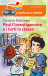 Paul l'investigacuoco e in furti in classe