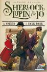 Sherlock, Lupin & Io - 8. La sfinge di Hyde Park