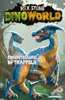 Edmontosauro in trappola