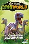 Dino World - 5. All'inseguimento del velociraptor