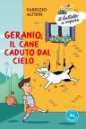Geranio il cane caduto dal cielo (Ed. Alta Leggibilità)