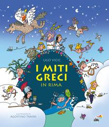 I miti greci in rima
